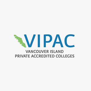 Vancouver Island Private Accredited Colleges logo